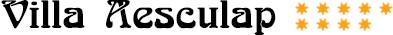 Villa Aesculap Logo